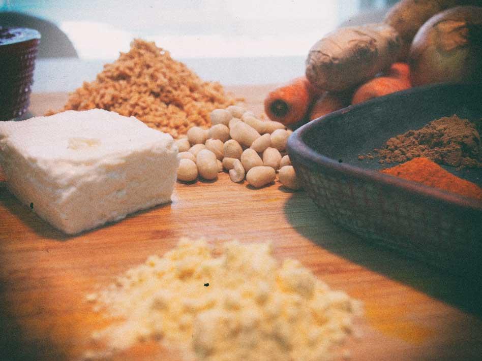 Intialaiset kasvispyörykät